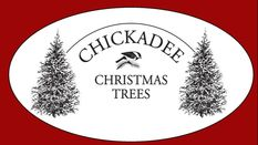 Chickadee Christmas Trees